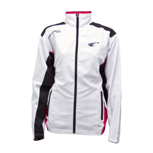 FEELING TRACKSUIT - White-Black-Magenta face